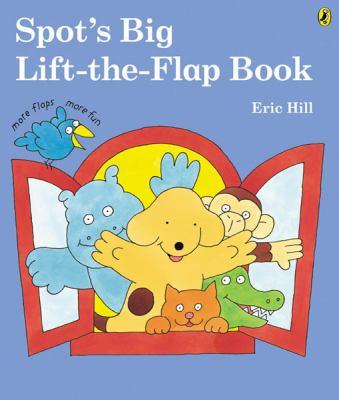 Spot's Big Lift-The-Flap Book 9780142400838