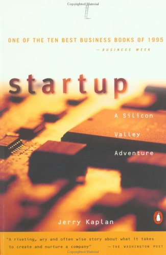 Startup: A Silicon Valley Adventure 9780140257311