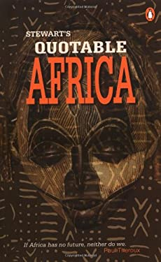 Stewart's Quotable Africa 9780143024576