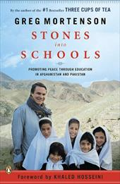 Stones Into Schools: Promoting Peace with Education in Afghanistan and Pakistan 436721