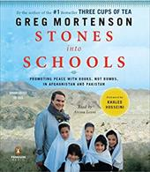 Stones Into Schools: Promoting Peace with Books, Not Bombs, in Afghanistan and Pakistan 437055