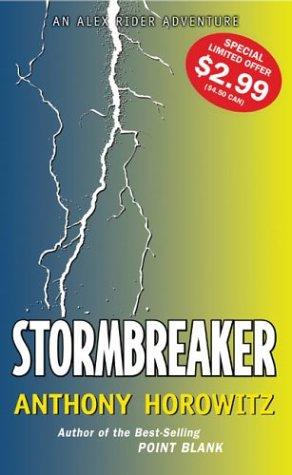 Stormbreaker Promo 9780142401668