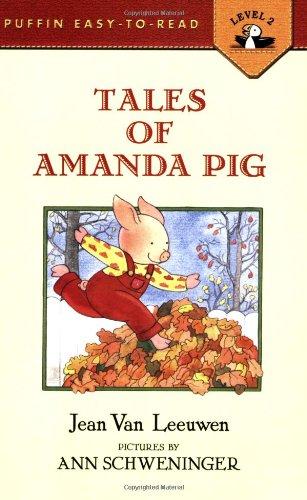 Tales of Amanda Pig: Level 2 9780140368406