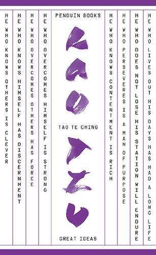 Tao Te Ching 9780141399300