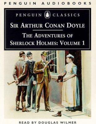 The Adventures of Sherlock Holmes: Volume 1 9780140866001