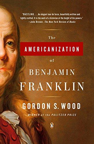 The Americanization of Benjamin Franklin 9780143035282