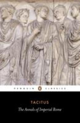 The Annals of Imperial Rome 9780140440607
