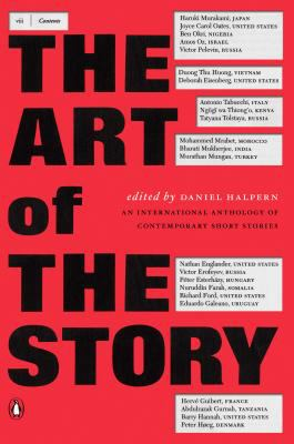 The Art of the Story: An International Anthology of Contemporary Short Stories 9780140296389