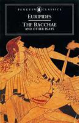 The Bacchae and Other Plays 9780140440447