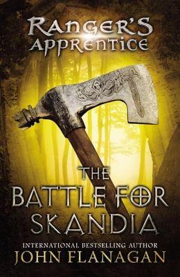 The Battle for Skandia: Book Four 9780142413401