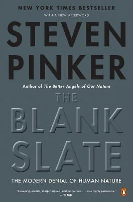 The Blank Slate: The Modern Denial of Human Nature 9780142003343