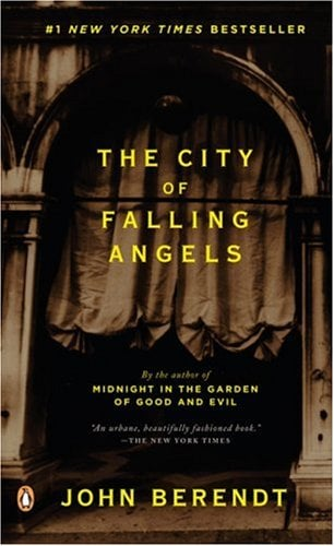 The City of Falling Angels 9780143036937