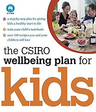 The CSIRO Wellbeing Plan for Kids 9780143008743