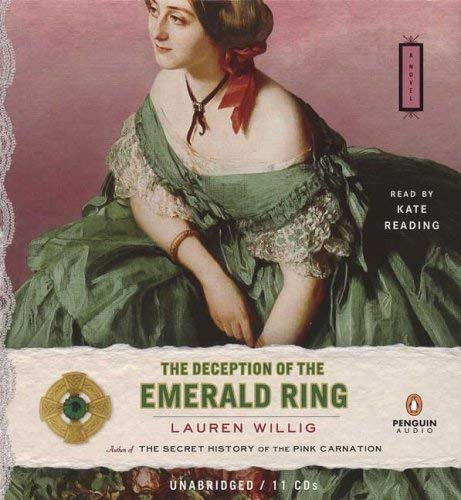 The Deception of the Emerald Ring 9780143058984