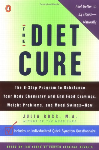 The Diet Cure 9780140286526