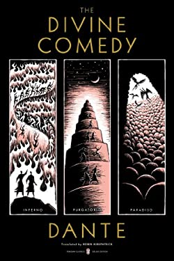 The Divine Comedy: Inferno, Purgatorio, Paradiso (Penguin Classics Deluxe Edition) 9780143107194