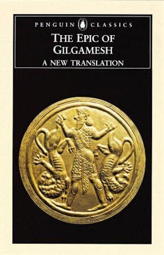 The epic of gilgamesh are gilgamesh