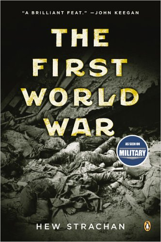 The First World War 9780143035183