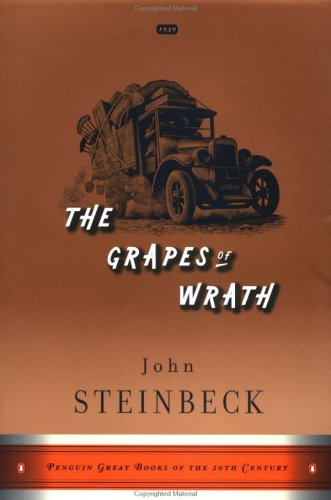 The Grapes of Wrath 9780140281620