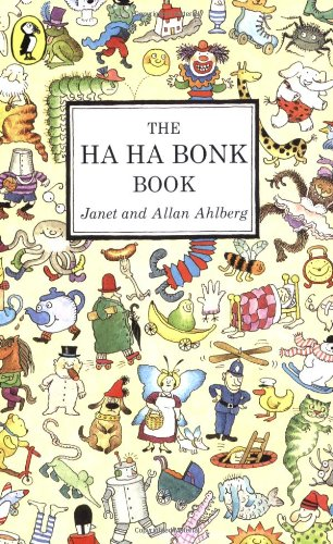 The Ha Ha Bonk Book 9780140314120