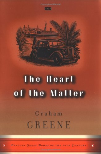 The Heart of the Matter: (Great Books Edition) 9780140283327