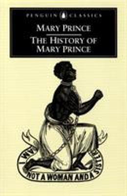 The History of Mary Prince 9780140437492