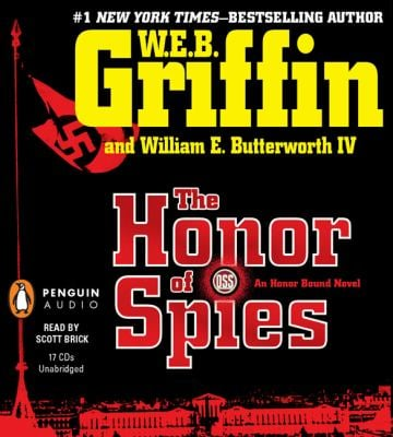The Honor of Spies 9780143144892