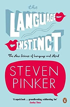 pinker review Pinker review harris 2 the globe & mail, 18 june 94 language-as-reflex and language-as-invention misses the messy middle ground language is not a.