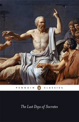 The Last Days of Socrates: Euthyphro, Apology, Crito, Phaedo 9780140455496