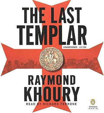 The Last Templar 9780143059332