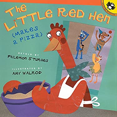 The Little Red Hen Makes a Pizza 9780142301890