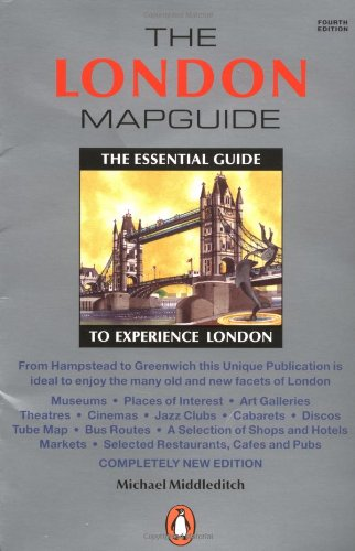 The London Mapguide: Sixth Edition 9780140279481