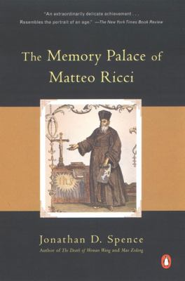 The Memory Palace of Matteo Ricci 9780140080988