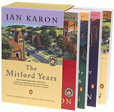 The Mitford Years: At Home in Mitford/A Light in the Window/These High Green Hills, Out to Canaan 9780147712561