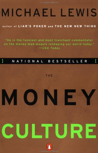 The Money Culture 9780140173185