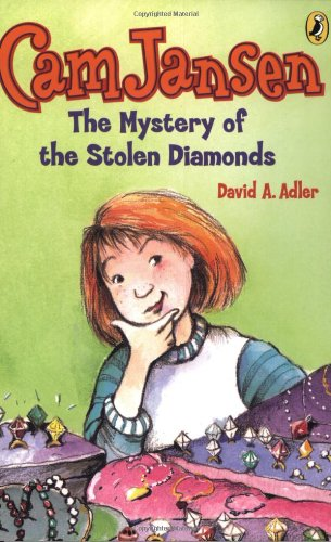 The Mystery of the Stolen Diamonds 9780142400104