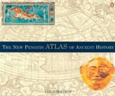 The New Penguin Atlas of Ancient History 9780140513486