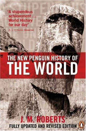 The New Penguin History of the World 9780141030425