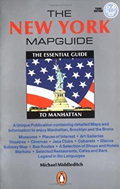 The New York Mapguide 9780140294590
