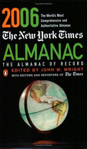 The New York Times Almanac 2006 9780143036524