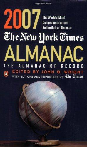 The New York Times Almanac: The Almanac of Record