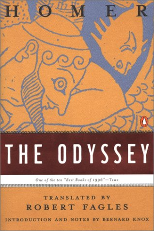 The Odyssey 9780140268867