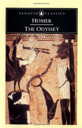 The Odyssey 9780140445565