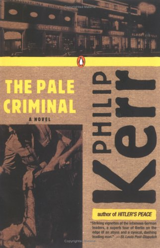 The Pale Criminal 9780142004159