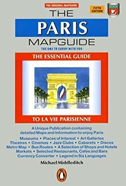 The Paris Mapguide: The Essential Guide La Vie Parisienne 9780141469041