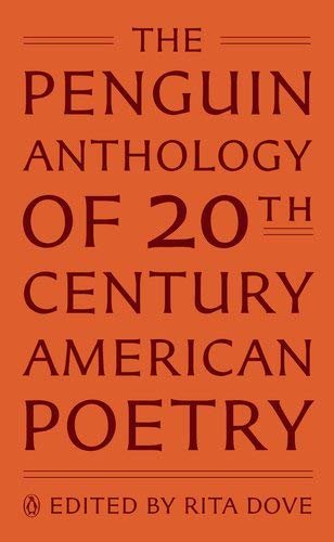 The Penguin Anthology of Twentieth-Century American Poetry 9780143106432