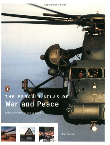 The Penguin Atlas of War and Peace 9780142002940