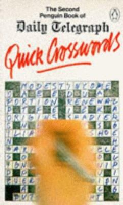 The Penguin Book of Daily Telegraph Crosswords 02 9780140058727
