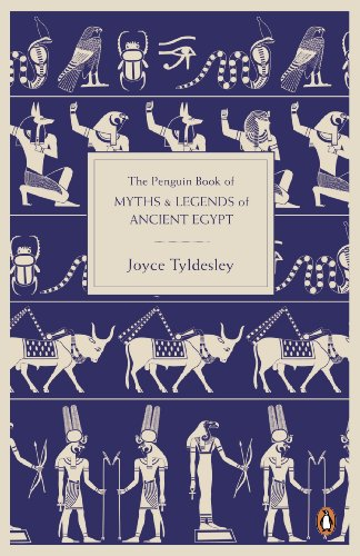 The Penguin Book of Myths & Legends of Ancient Egypt 9780141021768