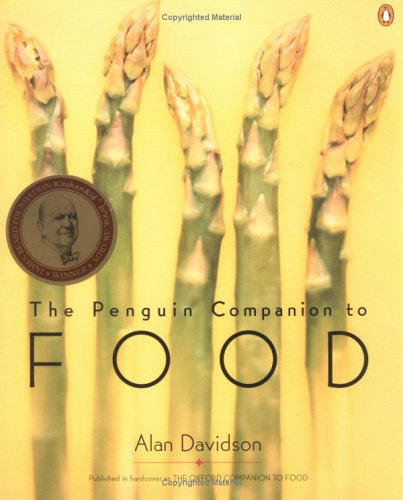 The Penguin Companion to Food 9780142001639